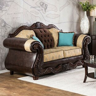 Shop Dorton Loveseat by Astoria Grand