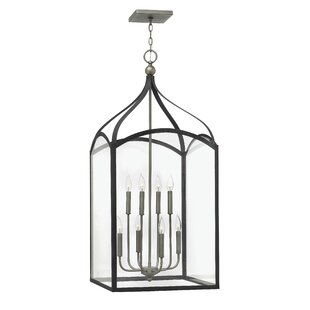 Jeremie 8-Light Foyer Lantern Pendant by Gracie Oaks