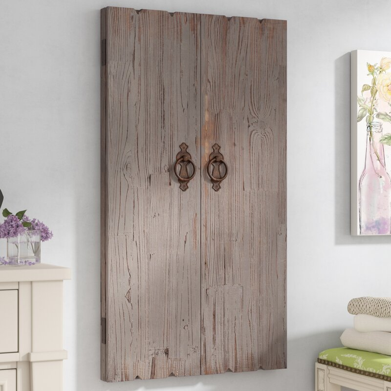 Delicieux Ilias Wooden Wall Storage Cabinet Jewelry Armoire