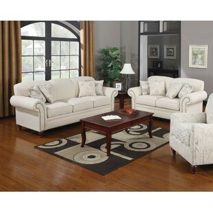 Inexpensive Nova 2 Piece Living Room Set by Infini Furnishings Reviews (2019) & Buyer's Guide