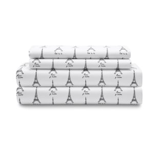 Abagail Paris Print Sheet Set