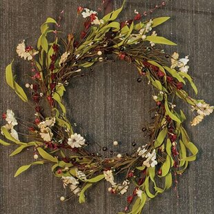 Beau Large Front Door Wreaths | Wayfair