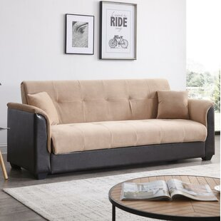 Brick Champion Convertible Sofa
