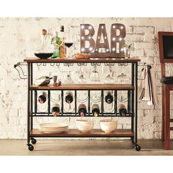 Trent Austin Design Banning Bar Cart Amp Reviews Wayfair