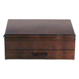 1 Drawer Provincial Mahogany Chest by