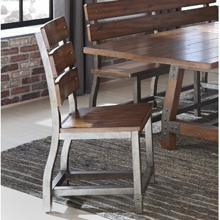 Liam Dining Chair (Set of 2) Millwood Pines