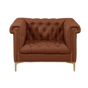 Stanford Chesterfield Chair by Darby Home Co