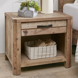 Tilghman 1 Drawer Nightstand