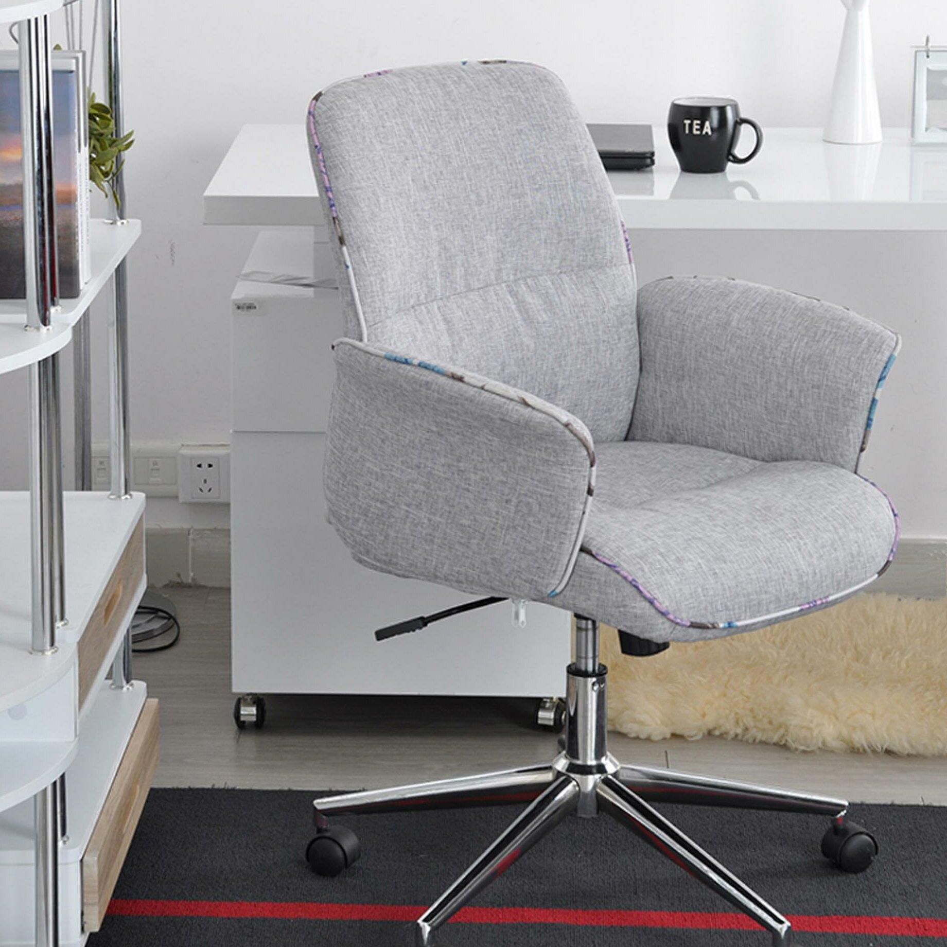 Wrought Studio Lozada Imitation Task Chair Wayfair