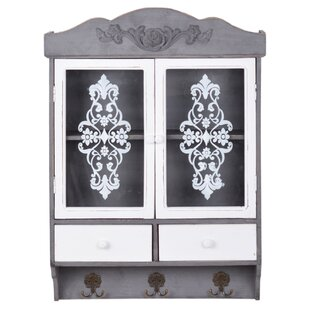 Gaven Wall Mounted Curio Cabinet By Brambly Cottage