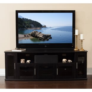 Red Barrel Studio Leasure TV Stand for TVs up to 78