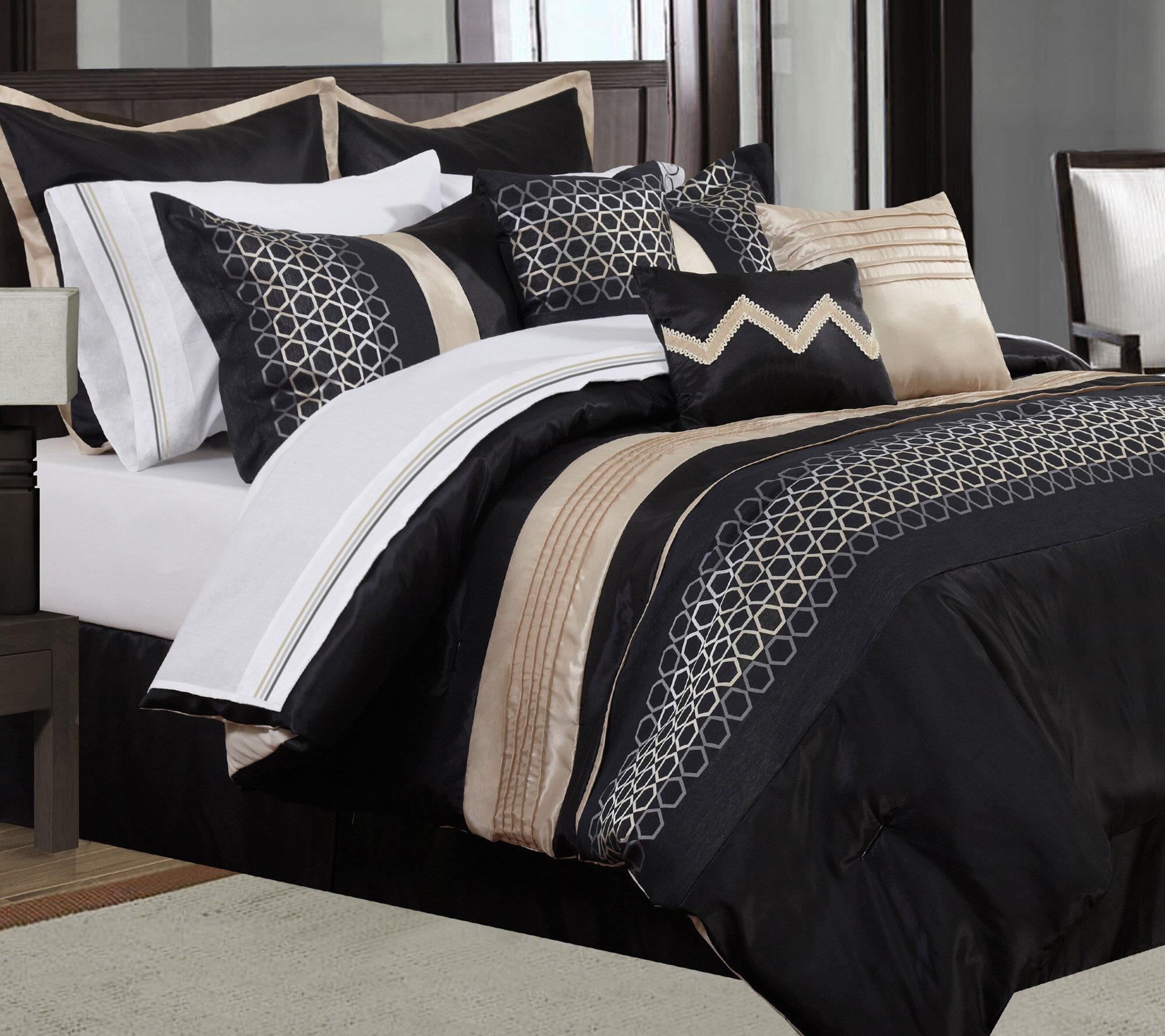 Mercer41 Dandridge 7 Piece Comforter Set Reviews Wayfair