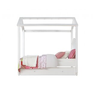 Plympt Twin Capony Bed with Trundle by Isabelle amp Max