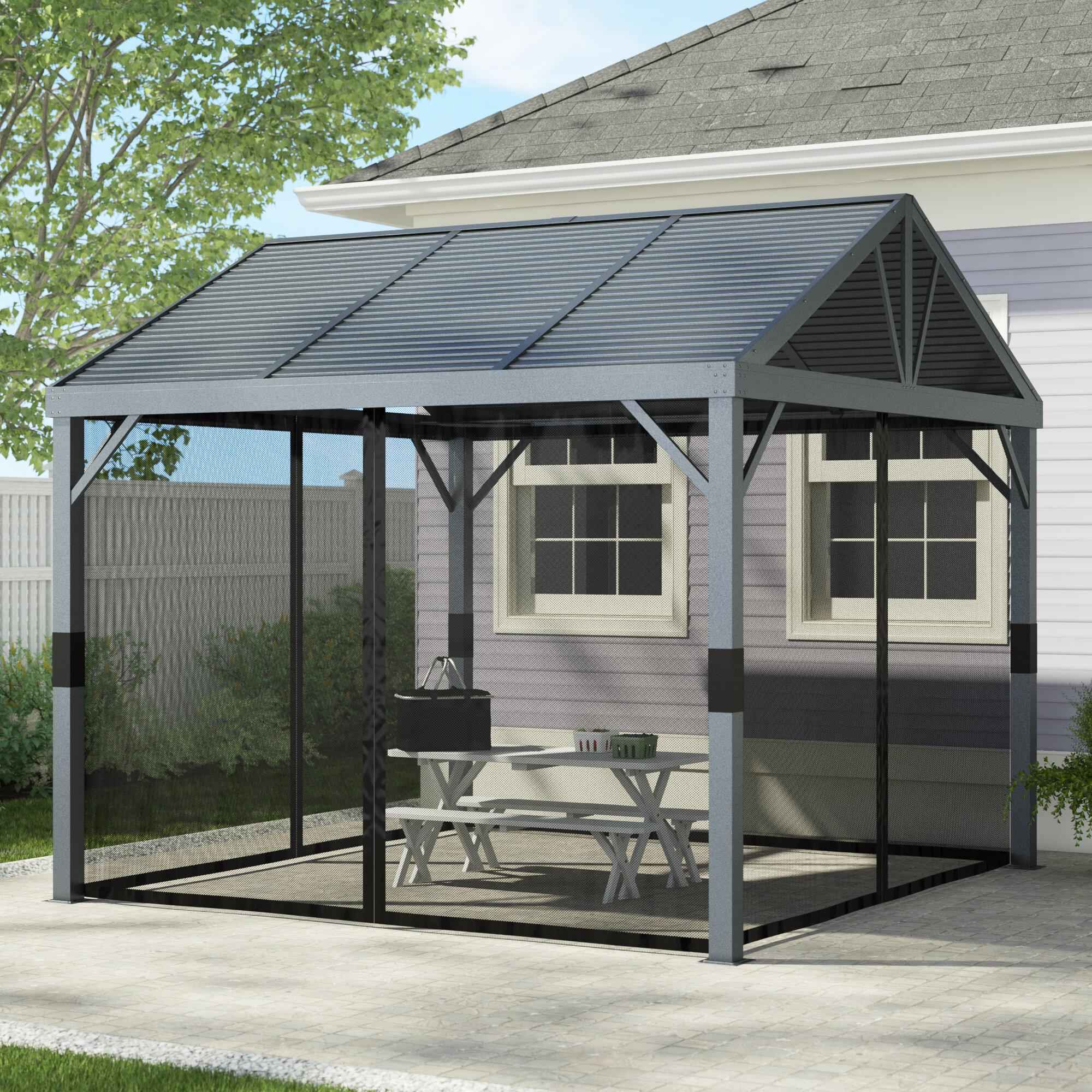 Sol 72 Outdoor Whitworth Aluminum Patio