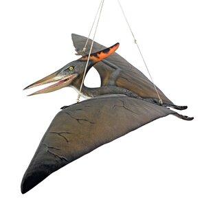 Design Toscano Pteranodon Scaled Dinosaur Statue