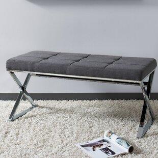 Orren Ellis Onya Modern Tufted Bench