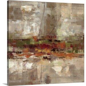 'Landing' Painting Print on Canvas