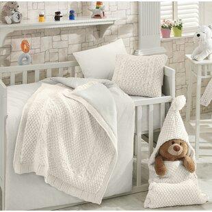 Bargain Coupland 6 Piece Crib Bedding Set ByGreyleigh