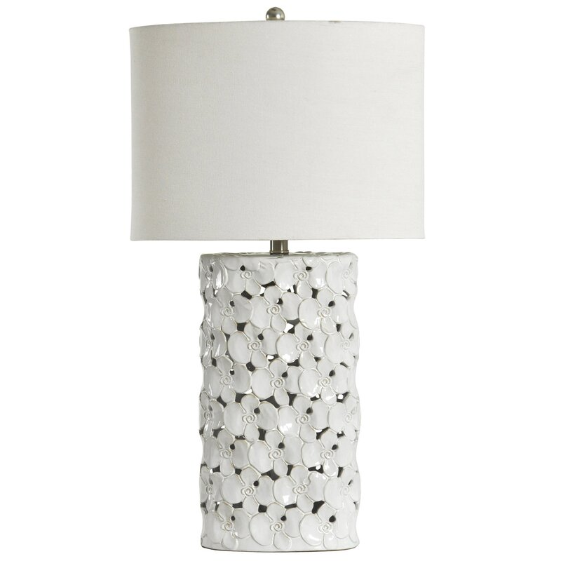 "Treadwell Floral 29.5"" Table Lamp"