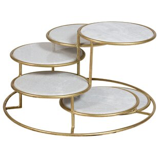 Everly Quinn Starkey Coffee Table