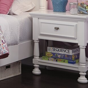 Tafolla 1 Drawer Nightstand by Canora Grey