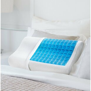 PharMeDoc Memory Foam Standard Pillow
