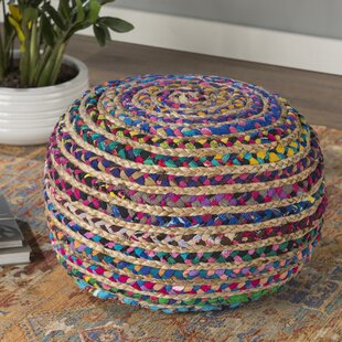 Affordable Price Mckay Pouf ByWorld Menagerie