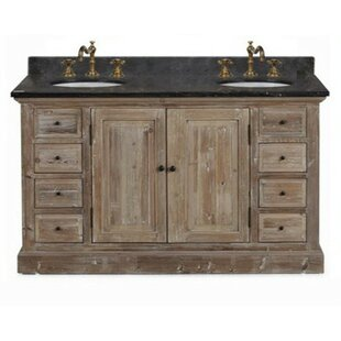Searching for Clemmie 61 Double Bathroom Vanity Set ByLaurel Foundry Modern Farmhouse