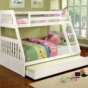 Best Fortuna Twin over Full Bunk Bed by Harriet Bee Reviews (2019) & Buyer's Guide
