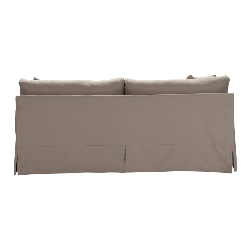 Darby Home Co Kingsteignt 85 Square Arm Sofa Bed Wayfair
