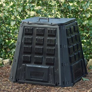 Cabrillo Nature Compost Bin By Sol 72 Outdoor