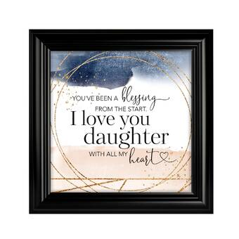 Trinx God Bless You Keep You Children Of The Inner Light Wood Plaque Wayfair