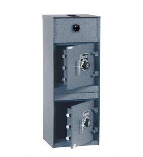 Rotary Chamber Commercial Depository Safe 2.52 CuFt by Gardall Safe Corporation
