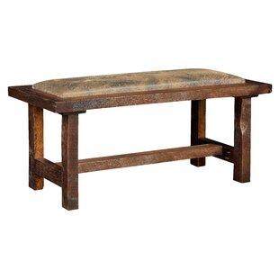Loon Peak Rabon Wood Bench