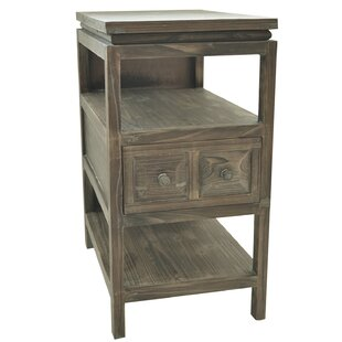 Snider Chairside Table by Gracie Oaks