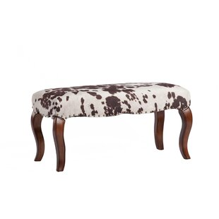 Watsonville Upholstered Bench by Loon Peak