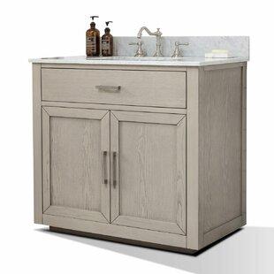 Gertz 36 Single Bathroom Vanity Set by Darby Home Co