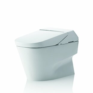 Toto Neorest Dual Flush Elongated Toilet ..