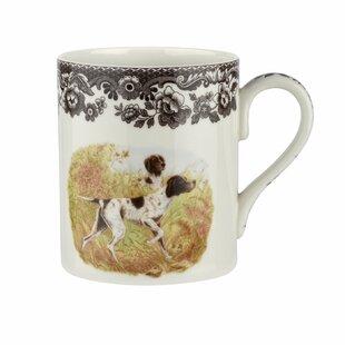 Woodland Dogs Coffee Mug