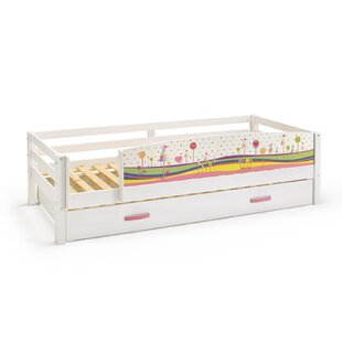 Papallona Single Captain Bed with Trundle by Just Kids