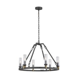 Castelli 6-Light Outdoor Chandelier