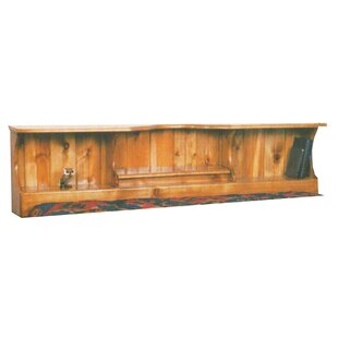 Check Prices Laffoon Bookcase Headboard by Millwood Pines