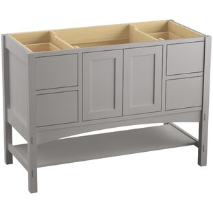 Marabou™ 48 Vanity Base Only with 2 Doors and 4 Drawers ByKohler