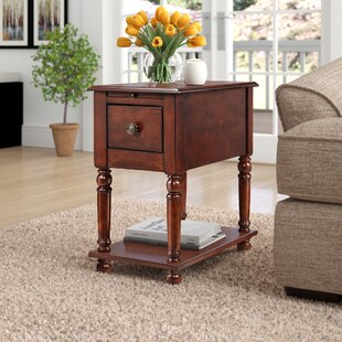 Bahr End Table by Three Posts
