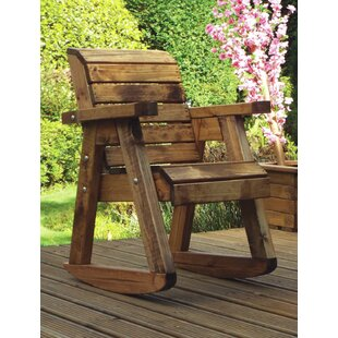 Fitzgerald Rocking Chair By Union Rustic