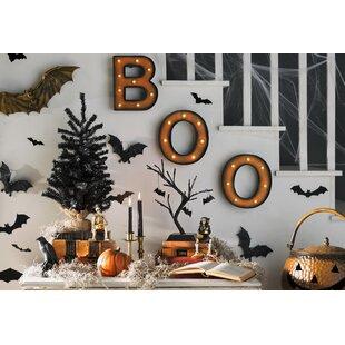 Northlight Seasonal Halloween Table Top Tree