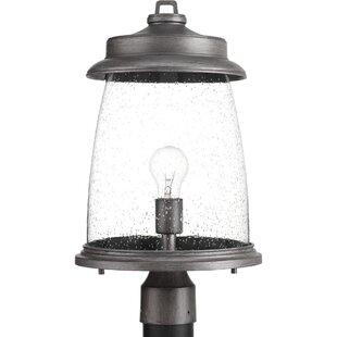 Best Reviews Millard 1-Light Lantern Head By Breakwater Bay