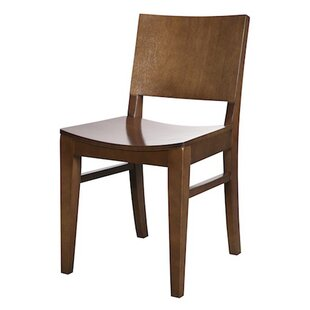 Parker Solid Wood Dining Chair (Set of 2) by Harmony Contract Furniture