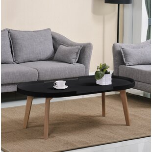 Marten Raised Edge Coffee Table by Mercur..