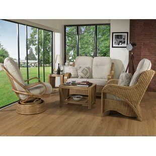 Kara 5 Piece Conservatory Sofa Set By Beachcrest Home